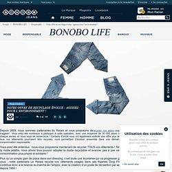 Notre offre de recyclage évolue : agissez pour l'environnement ! - Bonobo Life