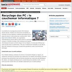 Recyclage des PC : le cauchemar informatique ?