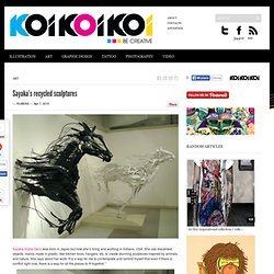 koikoikoi.com - Visual Arts Magazine... - StumbleUpon