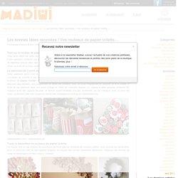 Les bonnes idées recyclées ! Vos rouleaux de papier toilette... - Blog de Madiwi