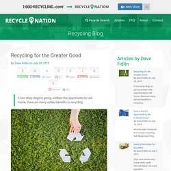 Find A Recycling Center