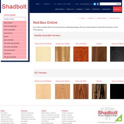 Shadbolt : red box