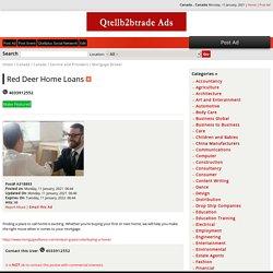 Red Deer Home Loans - Canada , Canada