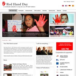Red Hand Day