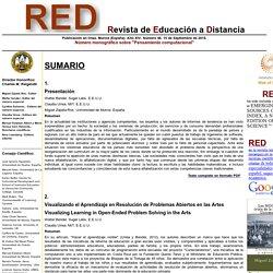 RED num. 46 - Septiembre 2015