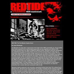 RED TIDE: Introduction
