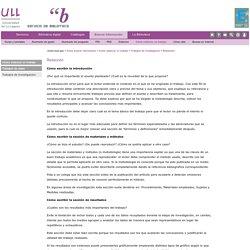 Trabajo de investigación -7- Redacción (ULL)