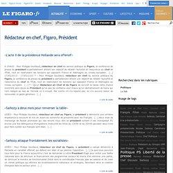 P-H du Limbert, rédacteur en chef politique au Figaro