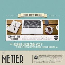 Rédacteur web : Rédaction web et création de contenu seo