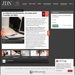 La rédaction de documents, dutempspassé àcouchersesidées : Pour en finir avec les tâches chronophages - JDN