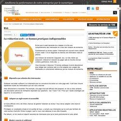 La rédaction web : 10 bonnes pratiques indispensables