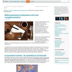 Rédaction web et référencement