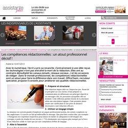 Les compétences rédactionnelles : un atout professionnel décisif ! - Assistante Plus