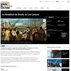 La Reddition de Breda ou Les Lances, Musée national du Prado, Madrid sur Spain is Culture.