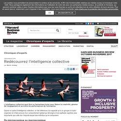 Redécouvrez l'intelligence collective
