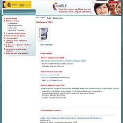Redele : Biblioteca 2005