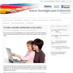 6 redes sociales dedicadas a los niños