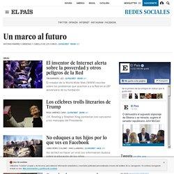 Redes Sociales en EL PAÍS