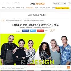 Redesign M6 : la nouvelle émission déco - 15/03/17