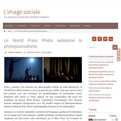Le World Press Photo redessine le photojournalisme