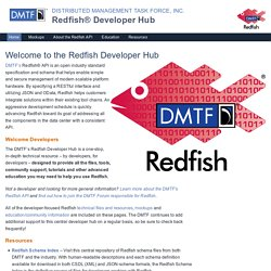 Redfish(TM) Developer Hub