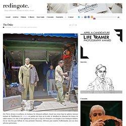 redingote. - Blog mode homme et magazine culturel