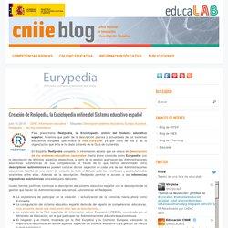 Creación de Redipedia, la Enciclopedia online del Sistema educativo español