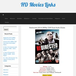 Redirected (2014) BRRip 720P Dual Audio ESubs