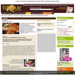 LA TOQUE MAGAZINE 24/02/14 dossier : Gestion des invendus