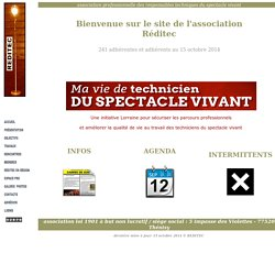 REDITEC - SITE OFFICIEL