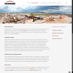 About Redmond