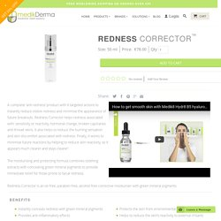 Redness Corrector - medikderma
