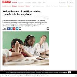 Redoublement : l'inefficacité d'un remède très francophone