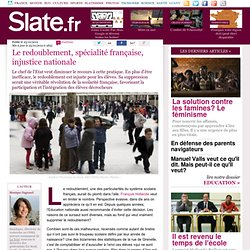 Le redoublement, spécialité française, injustice nationale