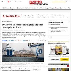 SNCM: vers un redressement judiciaire de la compagnie maritime