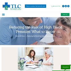 Reducing the Risk of High Blood Pressure: What to Know