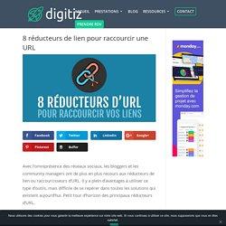 8 réducteurs de lien pour raccourcir une URL
