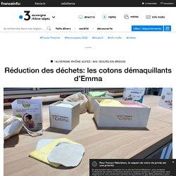 Réduction des déchets: les cotons démaquillants d'Emma