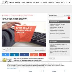 Réduction Fillon en 2019