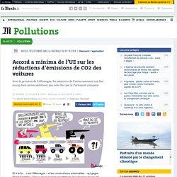 Emissions de CO2 des voitures : l'Allemagne freine les ambitions de l'Europe