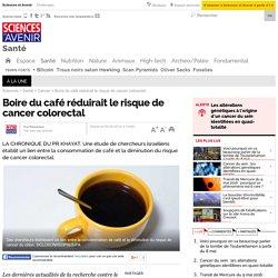 Boire du café réduirait le risque de cancer colorectal