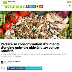 Réduire sa consommation d'aliments d'origine animale aide à lutter contre l'obésité – Vegemag