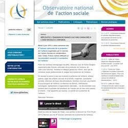 Réécoutez l'émission de France culture consacrée à l'aide sociale à l'enfance.