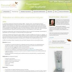 Relaxation et rééducation respiratoire intégrée