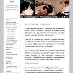 La rééducation vestibulaire pour le traitement des vertiges