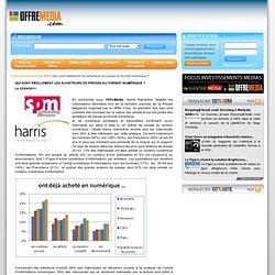 Qui sont réellement les acheteurs de presse au format numérique ?