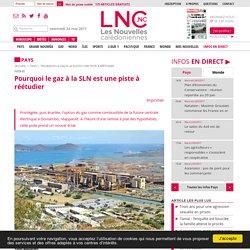 Pourquoi le gaz à la SLN est une piste à réétudier