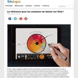 La référence pour les amateurs de dessin sur iPad !