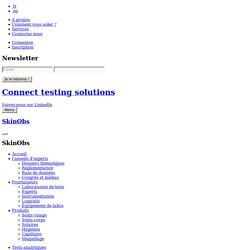 Sphinx, le logiciel de référence pour tous les tests consommateurs