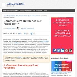 ▶ Être Référencé sur Facebook : Le Guide Complet